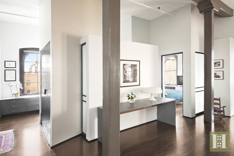 Peaceful Penthouse Loft, Tribeca, NYC, 10013, $5,250,000, Sold Property, Halstead Real Estate, Photo 5