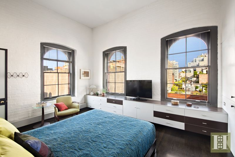 Peaceful Penthouse Loft, Tribeca, NYC, 10013, $5,250,000, Sold Property, Halstead Real Estate, Photo 7