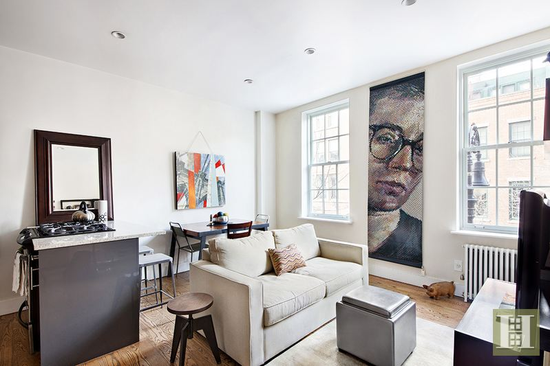 815 Greenwich Street 3c, West Village, NYC, 10014, $720,000, Sold Property, Halstead Real Estate, Photo 1
