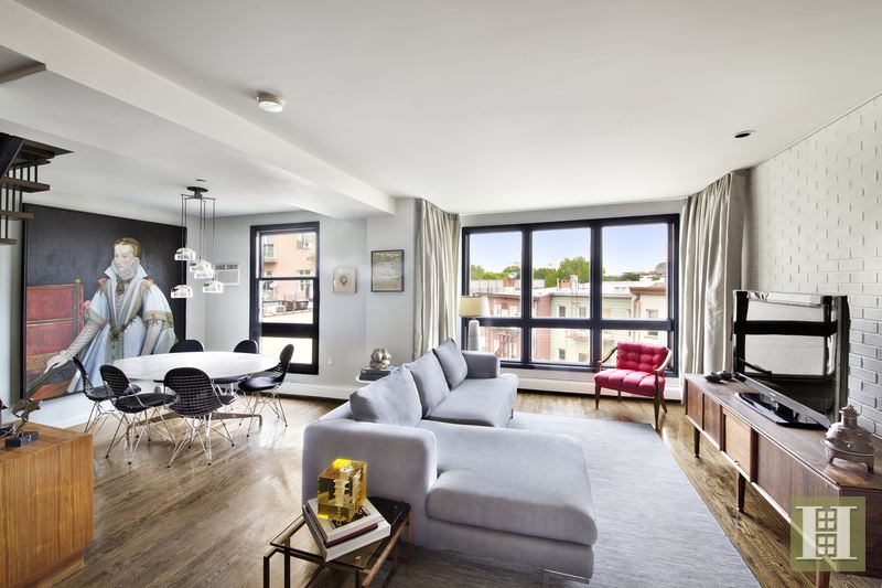 217 North 11th Street Ph, Brooklyn, Brooklyn, NY, 11211, $1,950,000, Sold Property, Halstead Real Estate, Photo 1