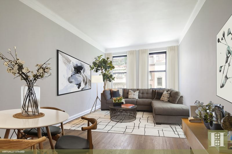104 East 37th Street 5c, Midtown East, NYC, 10016, $499,000, Sold Property, Halstead Real Estate, Photo 1