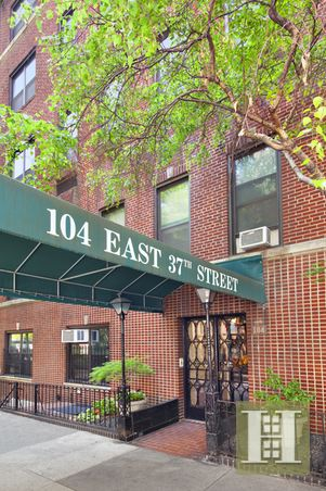 104 East 37th Street 5c, Midtown East, NYC, 10016, $499,000, Sold Property, Halstead Real Estate, Photo 7