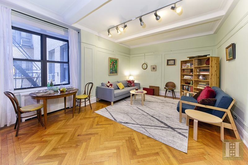 375 Riverside Drive 2g, Upper West Side, NYC, 10025, $450,000, Sold Property, Halstead Real Estate, Photo 1