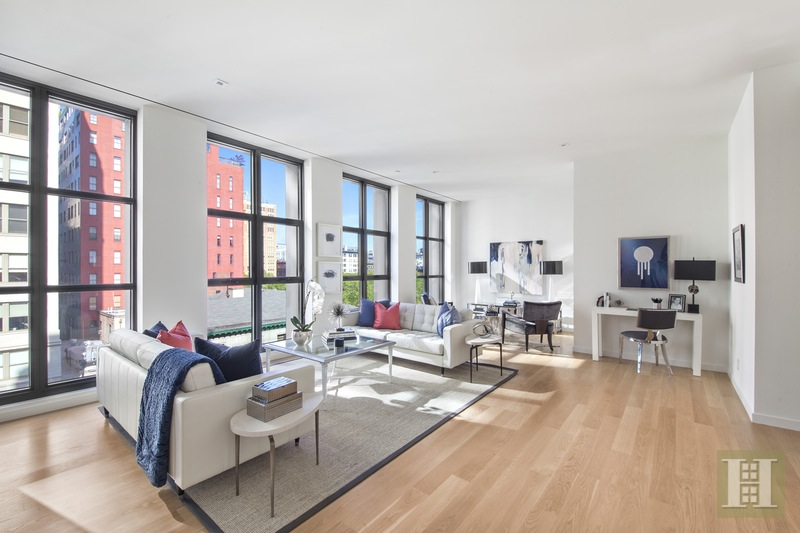 Striking New Development, Tribeca, NYC, 10013, $4,650,000, Sold Property, Halstead Real Estate, Photo 1