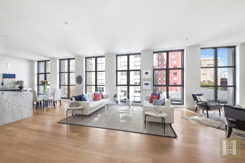 Striking New Development, Tribeca, NYC, 10013, $4,650,000, Sold Property, Halstead Real Estate, Photo 2
