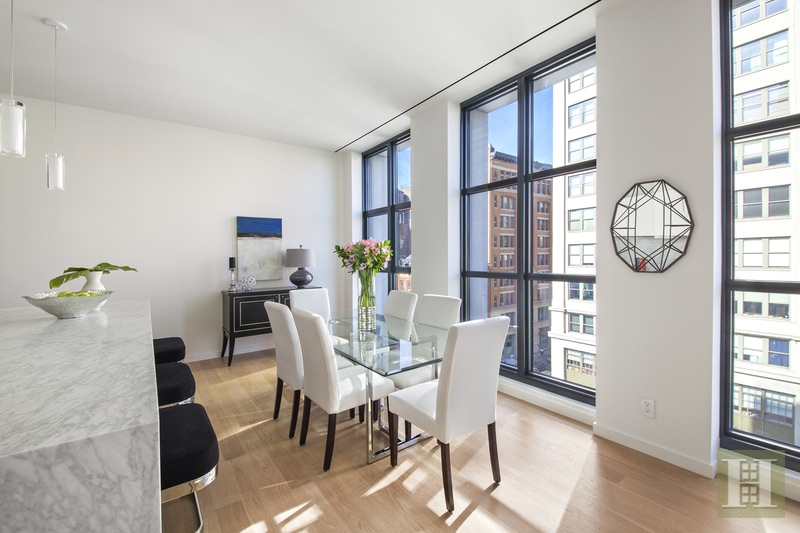 Striking New Development, Tribeca, NYC, 10013, $4,650,000, Sold Property, Halstead Real Estate, Photo 4
