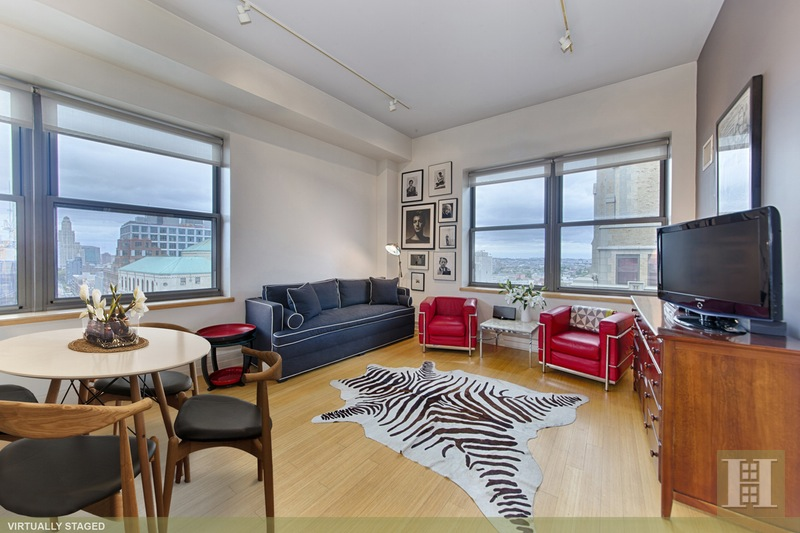110 Livingston Street 14n, Brooklyn Heights, Brooklyn, NY, 11201, $1,350,000, Sold Property, Halstead Real Estate, Photo 1