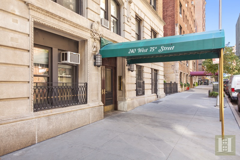 240 West 75th Street 6c, Upper West Side, NYC, 10023, $775,000, Sold Property, Halstead Real Estate, Photo 6