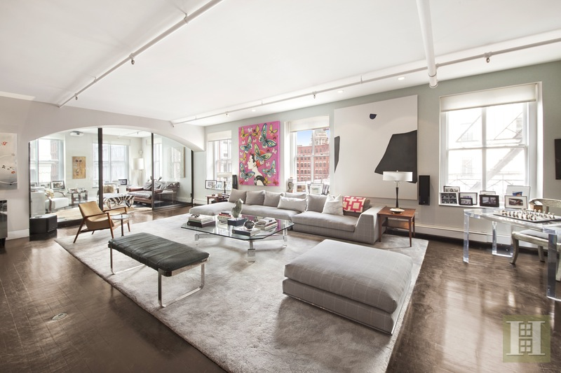 Grand & Crosby, Soho, NYC, 10013, $5,995,000, Sold Property, Halstead Real Estate, Photo 1