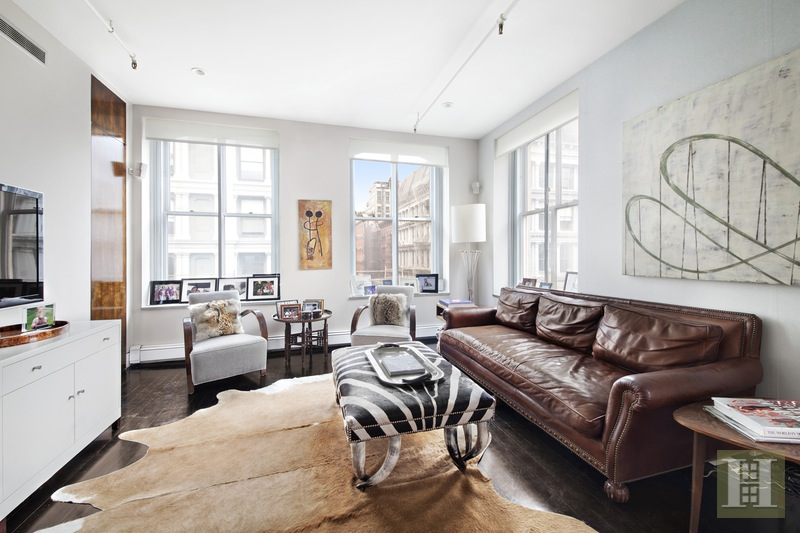 Grand & Crosby, Soho, NYC, 10013, $5,995,000, Sold Property, Halstead Real Estate, Photo 2
