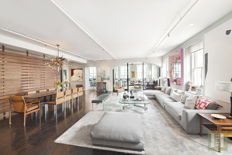 Grand & Crosby, Soho, NYC, 10013, $5,995,000, Sold Property, Halstead Real Estate, Photo 3