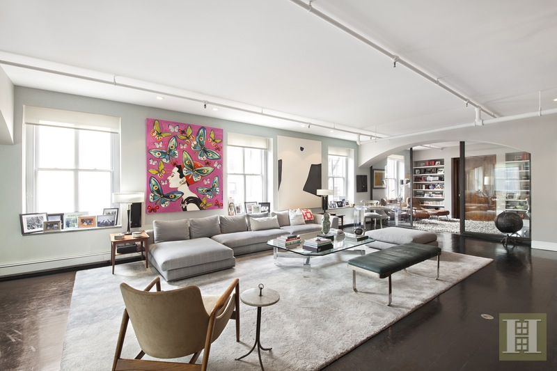 Grand & Crosby, Soho, NYC, 10013, $5,995,000, Sold Property, Halstead Real Estate, Photo 6