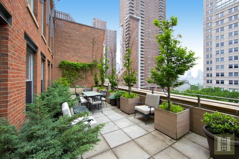 Terraced Condo Loft, Tribeca, NYC, 10013, $5,995,000, Sold Property, Halstead Real Estate, Photo 1