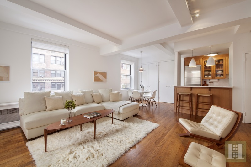 23 East 10th Street 230, Greenwich Village, NYC, 10003, $1,395,000, Sold Property, Halstead Real Estate, Photo 3