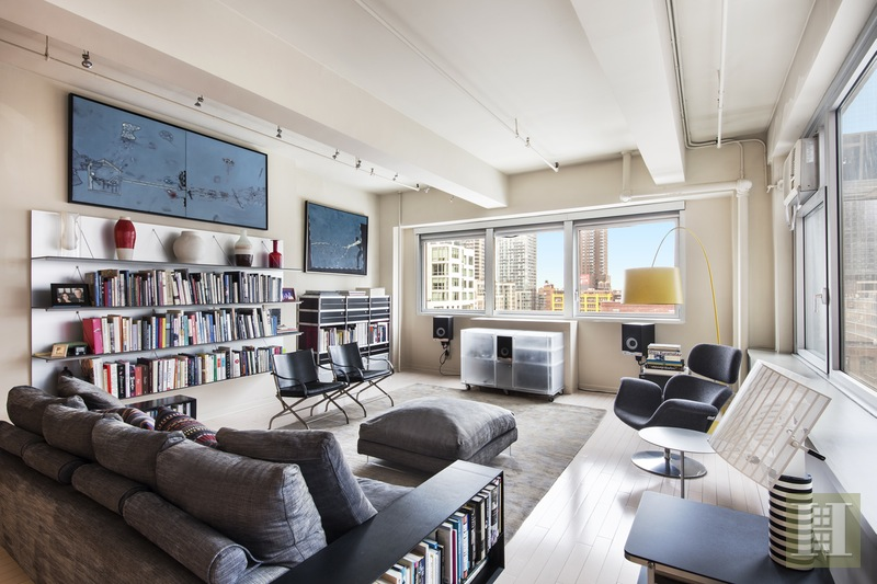 347 West 39th Street 8n, West 30's, NYC, 10018, $1,925,000, Sold Property, Halstead Real Estate, Photo 1