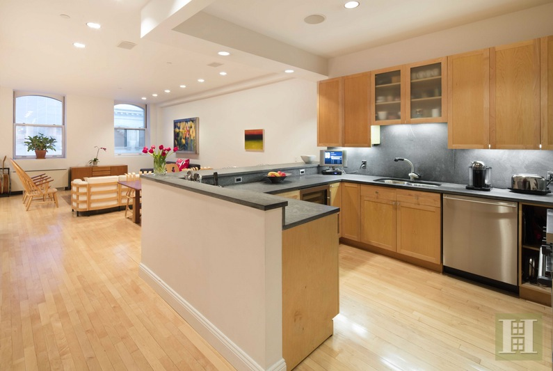 Spacious Tribeca Loft, Tribeca, NYC, 10007, $9,985, Rented Property, Halstead Real Estate, Photo 1