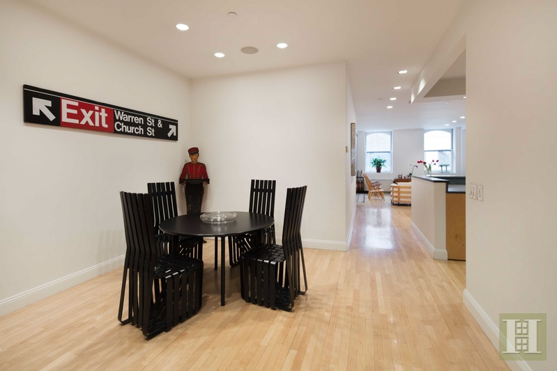 Spacious Tribeca Loft, Tribeca, NYC, 10007, $9,985, Rented Property, Halstead Real Estate, Photo 6