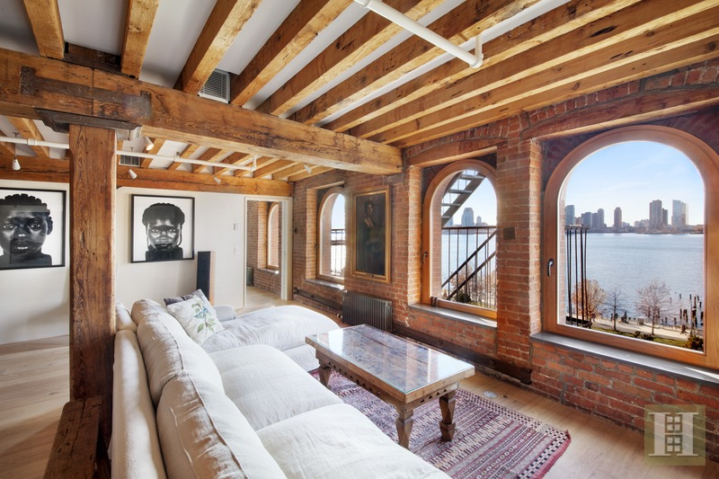 Hudson River Loft, Tribeca, NYC, 10013, Price Not Disclosed, Rented Property, Halstead Real Estate, Photo 1