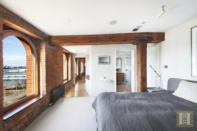 Hudson River Loft, Tribeca, NYC, 10013, Price Not Disclosed, Rented Property, Halstead Real Estate, Photo 8