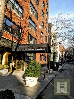 31 Jane Street 4g, West Village, NYC, 10014, $2,750, Rented Property, Halstead Real Estate, Photo 6