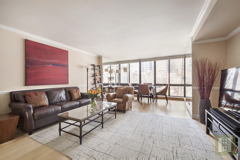 303 East 49th Street 5, Midtown East, NYC, 10022, $1,390,000, Sold Property, Halstead Real Estate, Photo 1