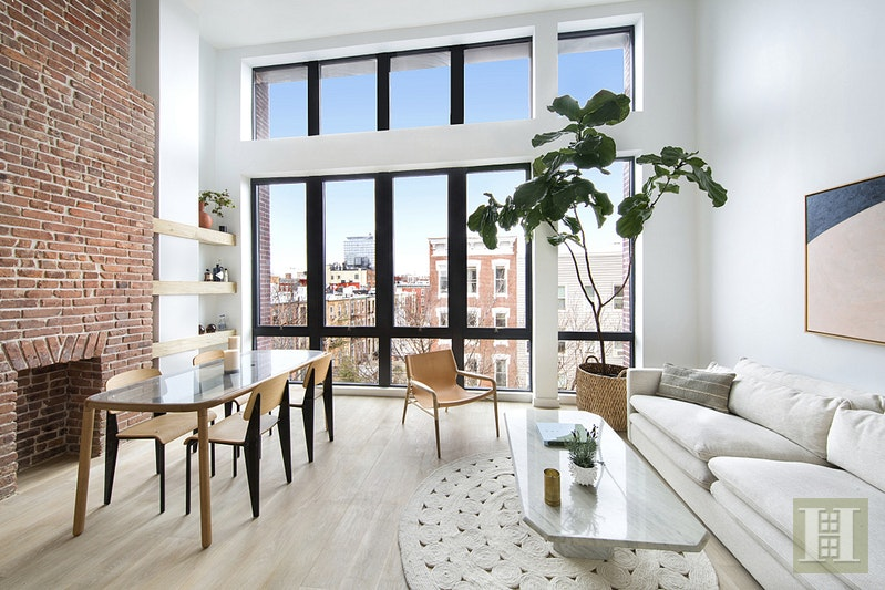 136 North 8th Street Ph, Williamsburg, Brooklyn, NY, 11249, $1,625,000, Sold Property, Halstead Real Estate, Photo 1