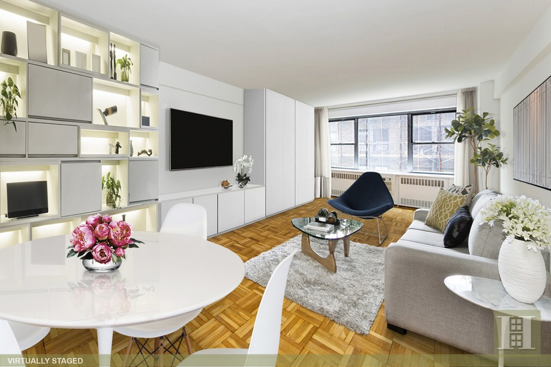 110 East 57th Street 7G - $419,000, Midtown East, NYC, Property ...
