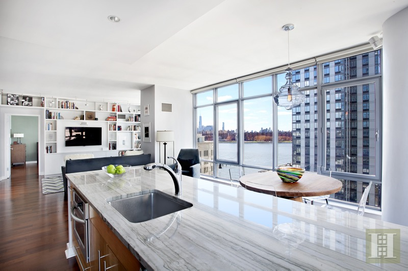 1 Northside Piers 10ab, Williamsburg, Brooklyn, NY, 11249, $2,255,000, Sold Property, Halstead Real Estate, Photo 4
