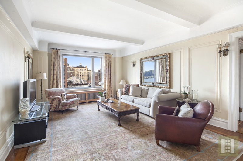340 Riverside Drive 10c, Upper West Side, NYC, 10025, $2,195,000, Sold Property, Halstead Real Estate, Photo 1