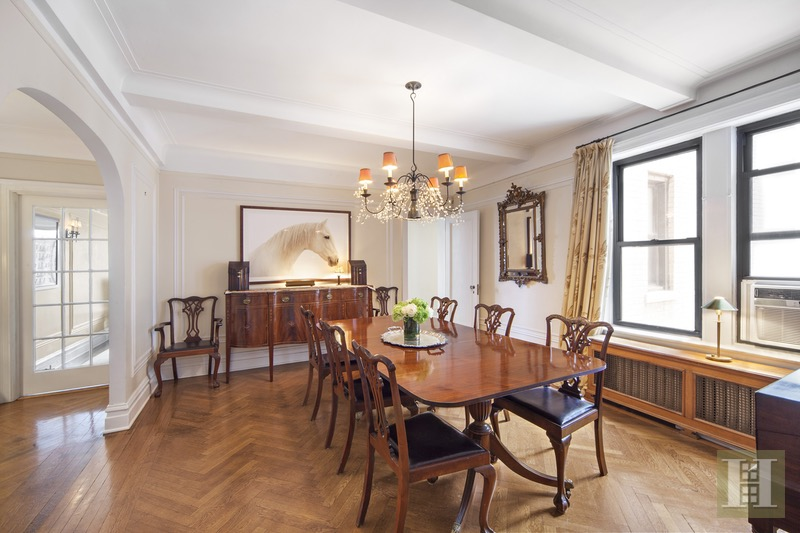 340 Riverside Drive 10c, Upper West Side, NYC, 10025, $2,195,000, Sold Property, Halstead Real Estate, Photo 7