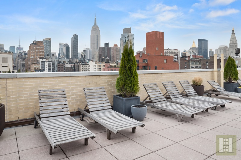 200 West 20th Street 508, Chelsea, NYC, 10011, $1,050,000, Sold Property, Halstead Real Estate, Photo 7