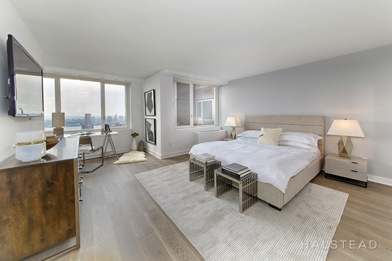 322 West  57th Street  47u, Midtown West, NYC, 10019, $3,995,000, Property For Sale, ID# 16587549, Halstead