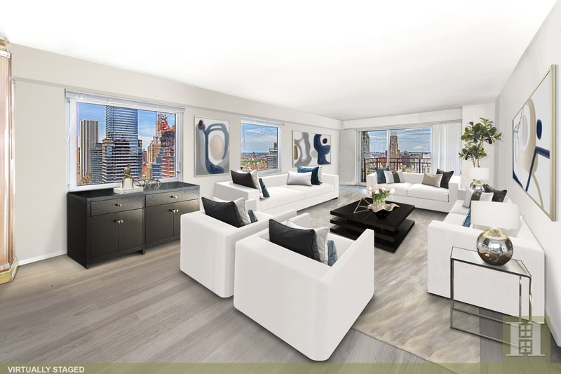 303 East 57th Street 42e, Midtown East, NYC, 10022, $999,999, Sold Property, Halstead Real Estate, Photo 1