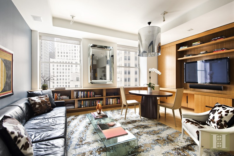 15 Broad Street 1408, Lower Manhattan, NYC, 10005, $939,000, Sold Property, Halstead Real Estate, Photo 1