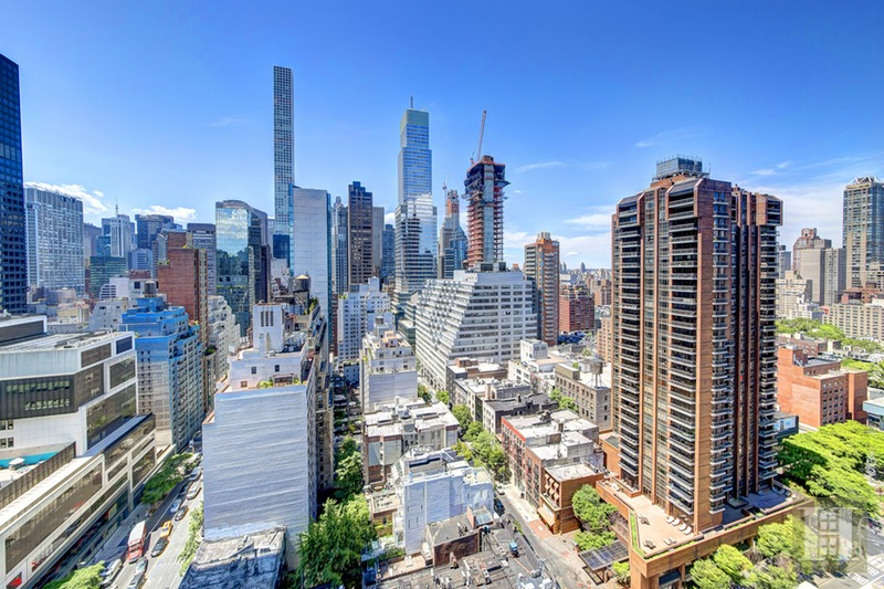 303 East 57th Street 24e, Midtown East, NYC, 10022, $565,000, Sold Property, Halstead Real Estate, Photo 3