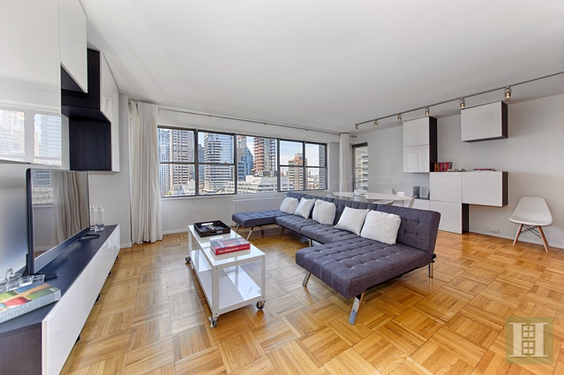 303 East 57th Street 24e, Midtown East, NYC, 10022, $565,000, Sold Property, Halstead Real Estate, Photo 4
