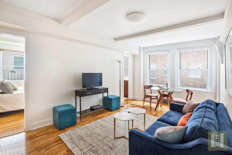 333 East 43rd Street 716, Midtown East, NYC, 10017, $499,000, Sold Property, Halstead Real Estate, Photo 1