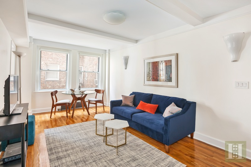 333 East 43rd Street 716, Midtown East, NYC, 10017, $499,000, Sold Property, Halstead Real Estate, Photo 2