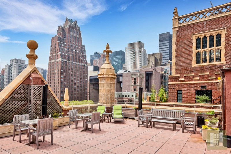 333 East 43rd Street 716, Midtown East, NYC, 10017, $499,000, Sold Property, Halstead Real Estate, Photo 8