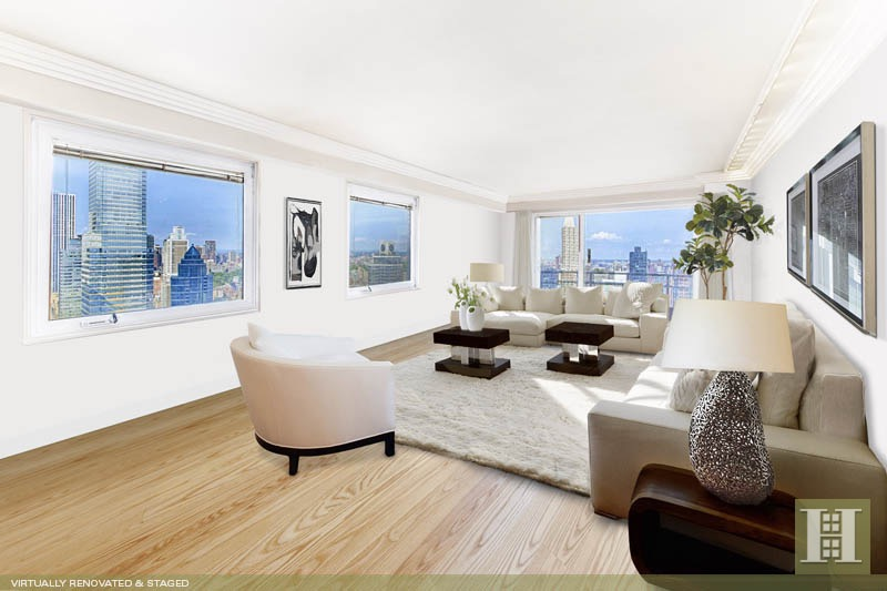 303 East 57th Street 45e, Midtown East, NYC, 10022, $1,440,000, Sold Property, Halstead Real Estate, Photo 1