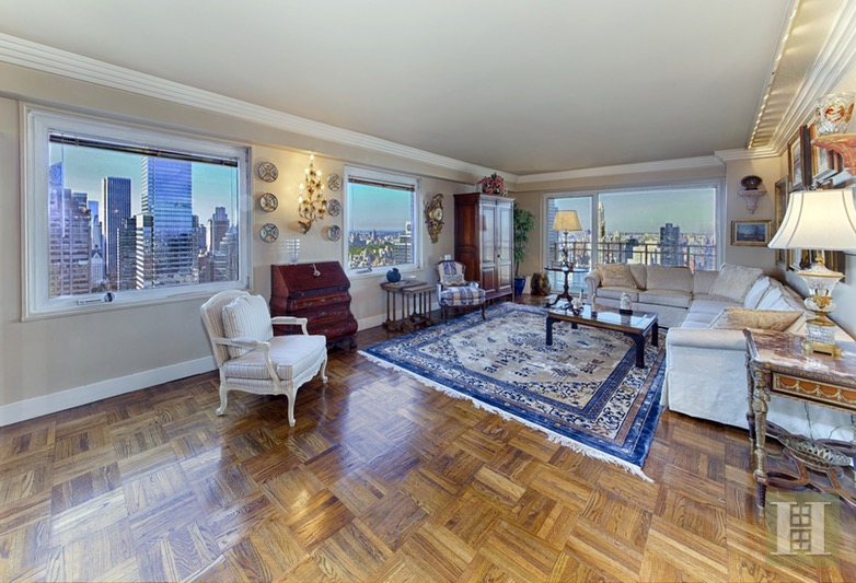 303 East 57th Street 45e, Midtown East, NYC, 10022, $1,440,000, Sold Property, Halstead Real Estate, Photo 2