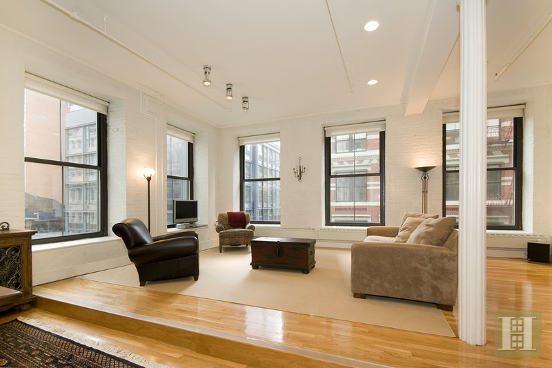 Dramatic Corner Mercer Street Loft, Soho, NYC, 10013, Price Not Disclosed, Rented Property, Halstead Real Estate, Photo 1