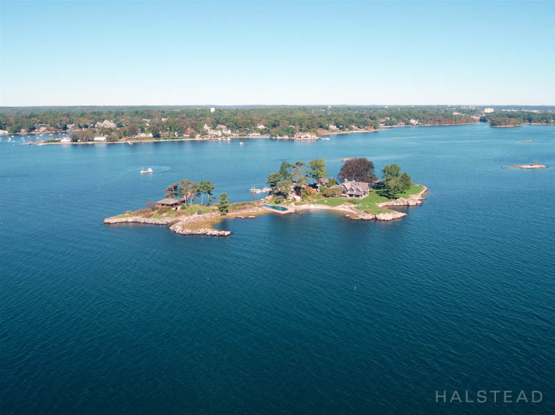 0 Tavern Island, Norwalk, Connecticut, 06854, $8,700,000, Property For Sale, ID# 170031134, Halstead