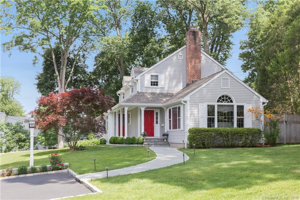 53 Brooks Road, New Canaan, Connecticut, 06840, $1,495,000, Property For Sale, ID# 170070591, Halstead