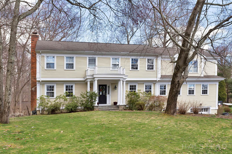 53 Country Club Road, Darien, Connecticut, 06820, $1,195,000, Property For Sale, Halstead Real Estate, Photo 1