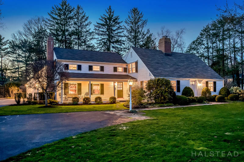 25 Huckleberry Lane, Darien, Connecticut, 06820, $1,595,000, Property For Sale, ID# 170076709, Halstead