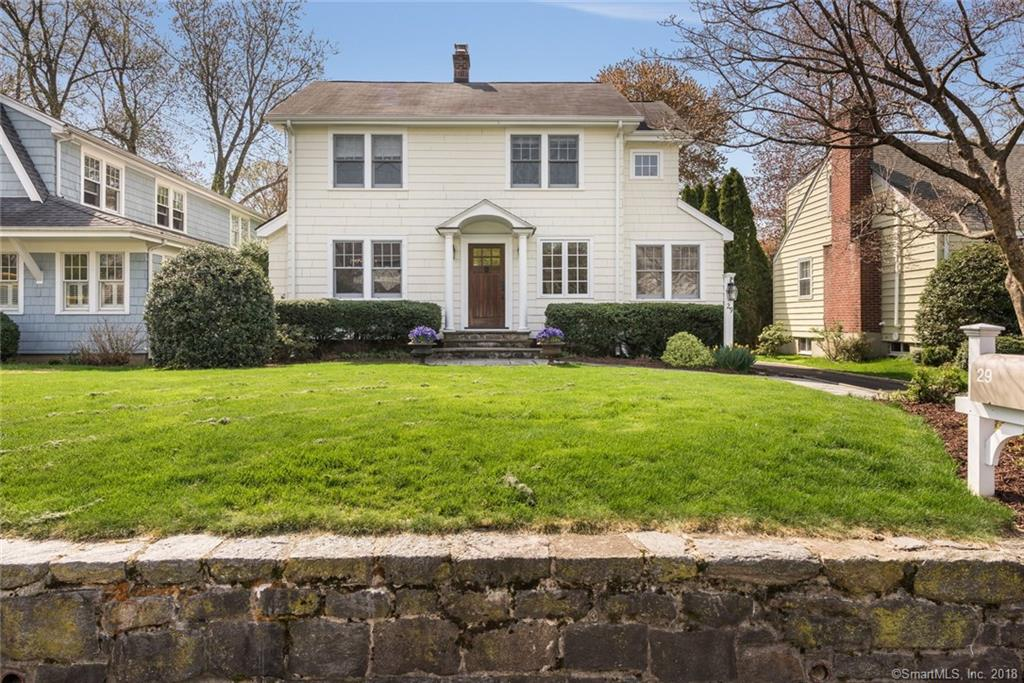 29 Lincoln Avenue, Old Greenwich, Connecticut, 06870, $1,749,000, Property For Sale, ID# 170080769, Halstead