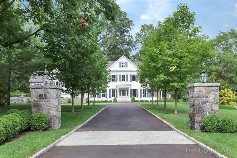 11 Partridge Hollow Road, Greenwich, Connecticut, 06831, $5,150,000, Property For Sale, Halstead Real Estate, Photo 1