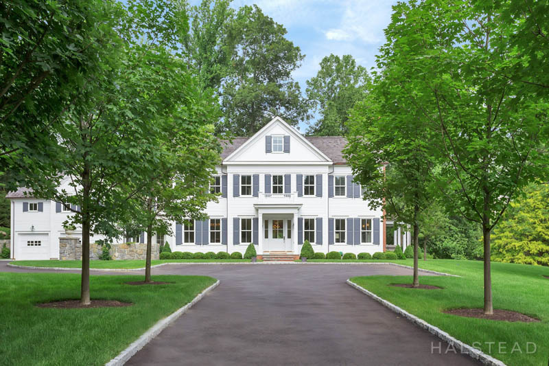 11 Partridge Hollow Road, Greenwich, Connecticut, 06831, $5,150,000, Property For Sale, Halstead Real Estate, Photo 2