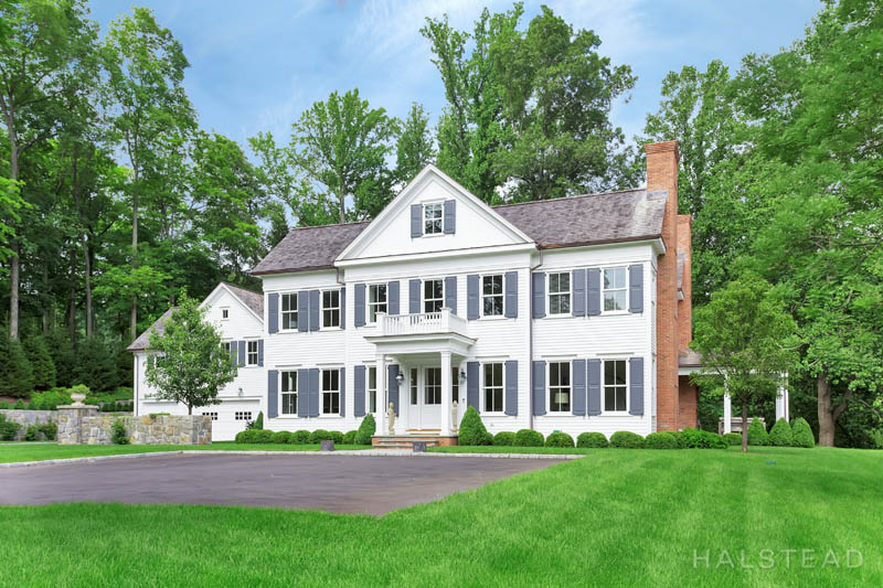 11 Partridge Hollow Road, Greenwich, Connecticut, 06831, $5,150,000, Property For Sale, Halstead Real Estate, Photo 3